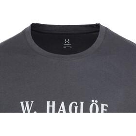 Haglöfs Camp Camiseta Hombre, slate/haze
